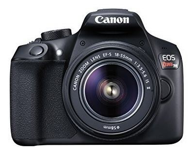 Canon Eos Rebel T6 Cámara Digital Slr Kit Con Ef-s mm
