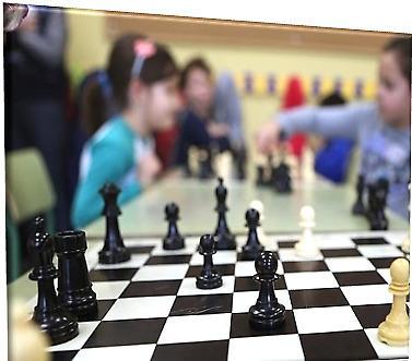 Clases de ajedrez particulares...