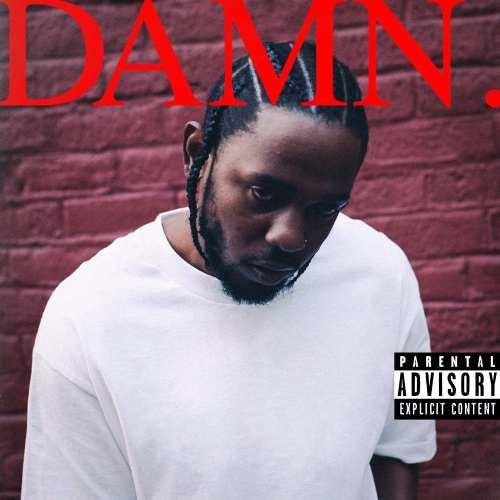 Damn - Kendrick Lamar - Disco Cd - Nuevo (14 Canciones)
