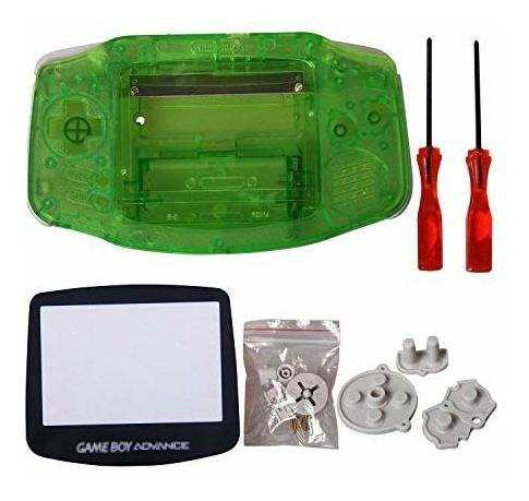 Ejiasu Carcasa De Repuesto Para Nintendo Gameboy Advance Gba