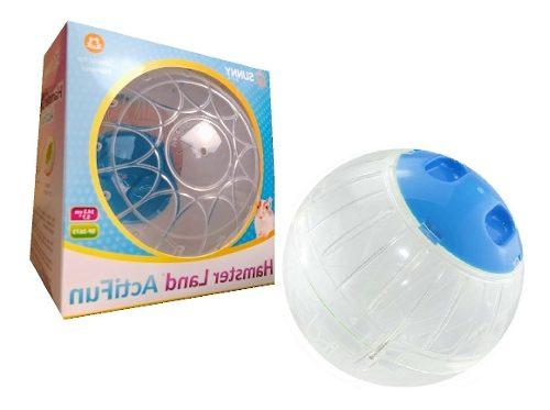 Esfera Para Hamster 14.5 Cm Diámetro Varios Colores