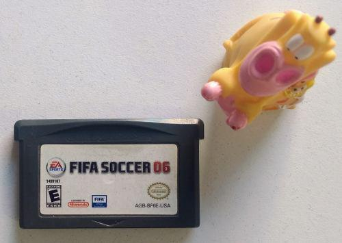 Fifa Soccer 06 Game Boy Advance Gba * Mundo Abierto Vg *