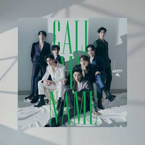 Got7 - Call My Name Set/paquete 4 Mini Álbum Original Kpop