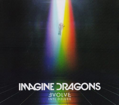 Imagine Dragons - Evolve -intl Deluxe - Disco Cd - Nuevo