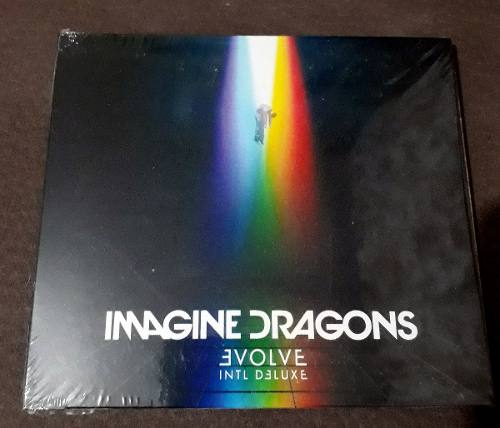 Imagine Dragons -evolve Deluxe Edition Cd Nuevo