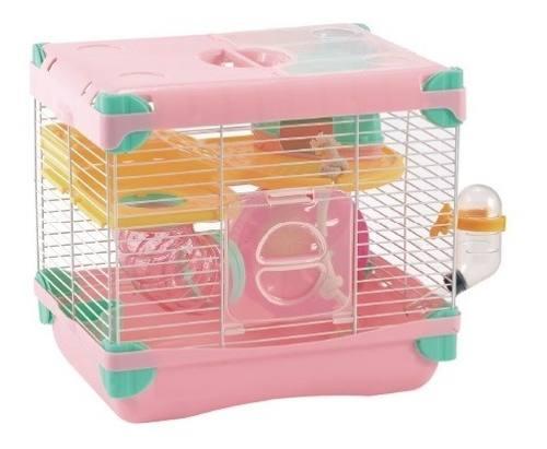 Jaula Para Hamster Y Pequeños Roedores Sunny
