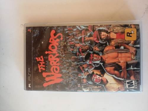 Juego The Warriors De PspMarca Rock Atar Games