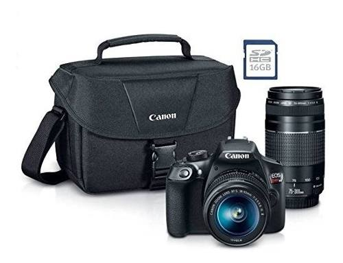 Kit Premium Canon Eos Rebel T6 Digital Slr, Ef-s mm Y E