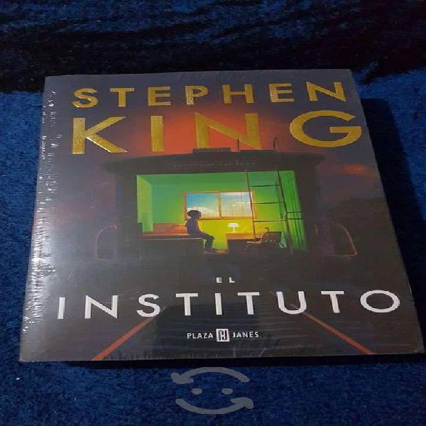 Libro el Instituto Stephen King
