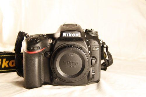Nikon Dmm + 35mm + Lentes Close Up + Estuche
