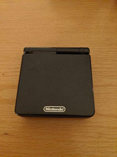 Nintendo Gameboy Advance Sp Ags-001