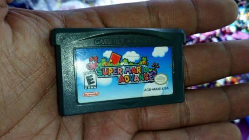 Nintendo Gameboy Advance Super Mario Advance