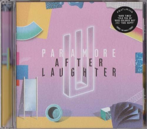 Paramore - After Laughter - Disco Cd - Nuevo - 12 Canciones