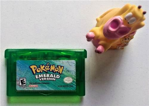 Pokemon Emerald Game Boy Advance Gba * Mundo Abierto Vg *