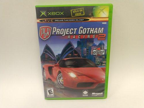 Project Gotham Racing 2 Xbox Clasico Juegazo The Next Level!