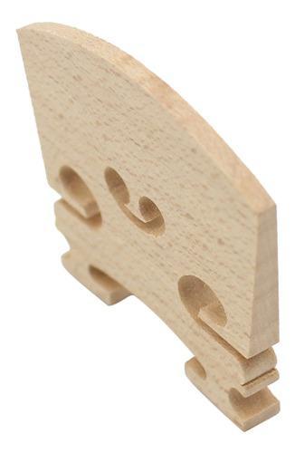 Puente De Violín De Maple Durable Instrumento Musical