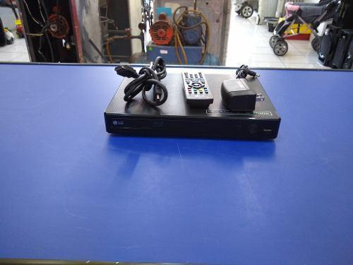 Reproductor Blu-ray Lg Bp255 Smart Tv Con Cable Hdmi,control