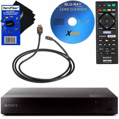 Sony Bdp S3700 Reproductor De Blu Ray Disc Con Wi-fi Incorp