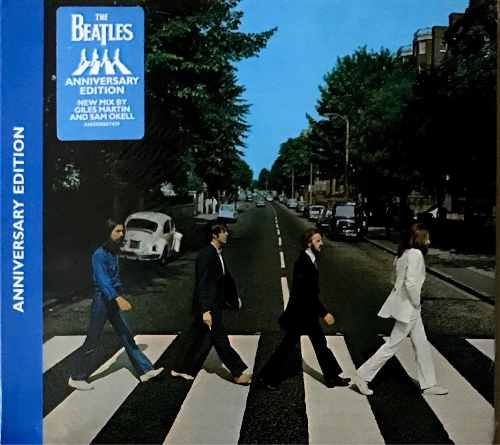 The Beatles Abbey Road Anniversary Edition Cd Digipack Nuevo