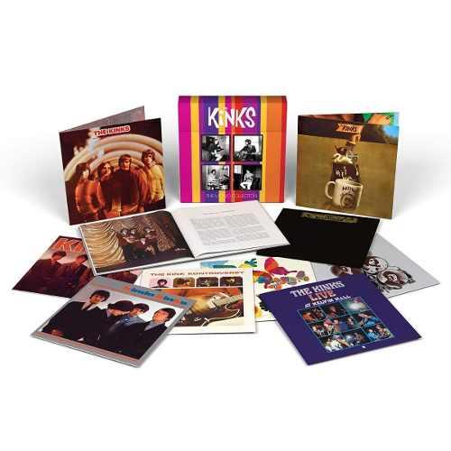 The Kinks - The Mono Collection - Boxset 10 Vinyl Lp