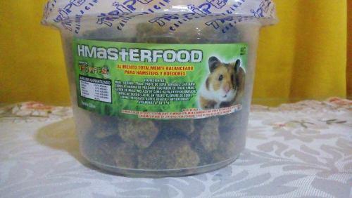 Tropipez Hamsterfood 250 Gr Alimento Para Hamster