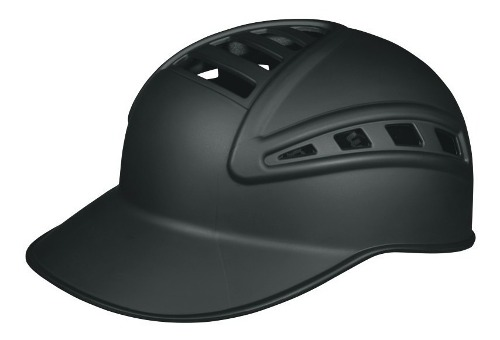 Casco Wilson Para Catcher Sleek Pro Negro Adulto