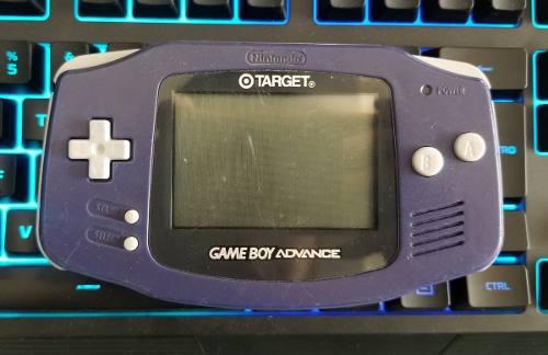 [Game Boy Advance] Edición Target   Tracia