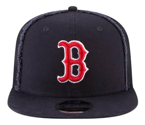 Gorra Boston Red Sox Trucker Worn New Era 9 Fifty Snapback