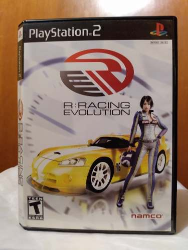 R Racing Evolution Ps2 Playstation 2 Od.st