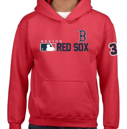 Sudadera Distinction Boston Red Sox Mlb