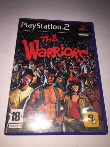 The Warriors Ps2 -pal- Version (cementerio De Los Videojuego