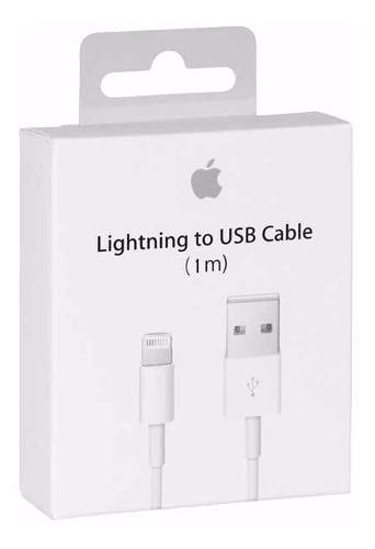 Cable Cargador Apple Lightning 1 Metro