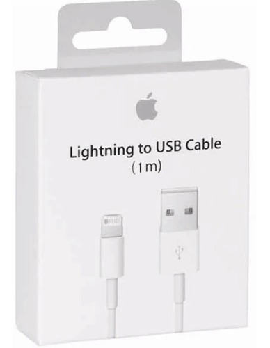 Cable Lightning Original 1 Metro Apple iPhone iPad Mayoreo!