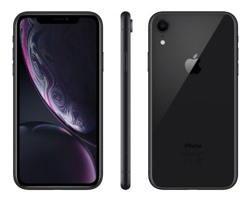 Celular Apple iPhone Xr 64gb 1 Año De Garantia