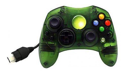 Control Para Xbox Clasico Primera Generacion Ttx Tech Verde