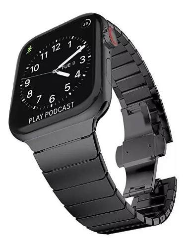 Correa Apple Watch Acero Inoxidable mm Iwatch J10