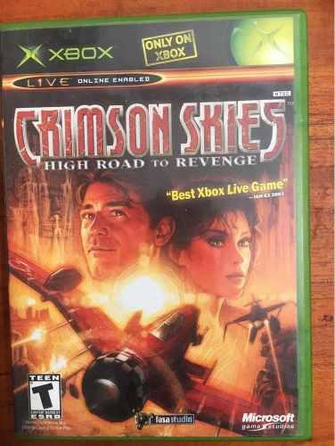 Crimson Skies High To Revenge Xbox Clasico