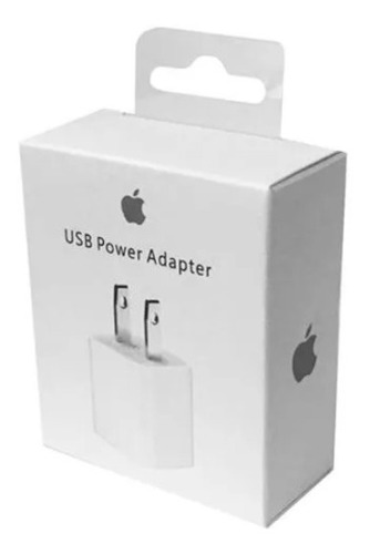 Cubo Cargador Original Apple iPhone 4s 5 5s 6 6s iPod