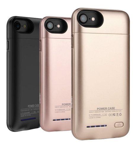 Funda Batería Externa iPhone 6+ 6s+ 7+ 8+ Plus  Mah Eg