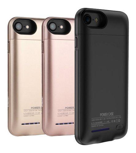 Funda Batería Externa iPhone 6s+ 7+ 8+ Plus  Mah