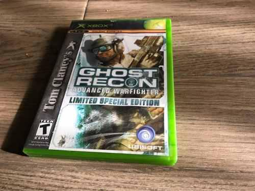 Ghost Recon Advanced Warfighter Xbox Clasico