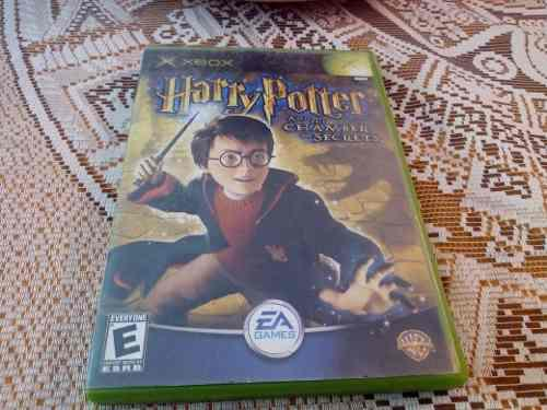 Harry Potter And The Chamber Of Secrets Xbox Clásico