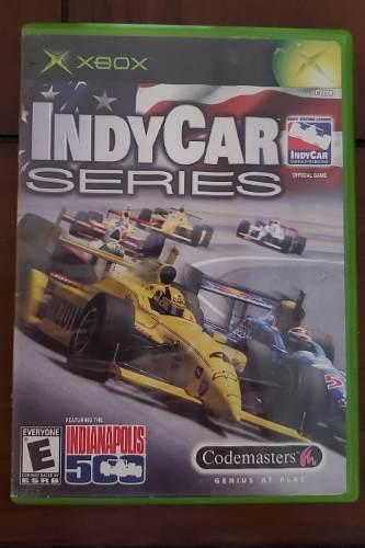Indy Car Series Xbox Clasico