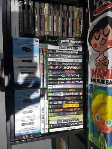 Juegos De Xbox Clasico En Caja Y Manuales De 250 A 650 C/u