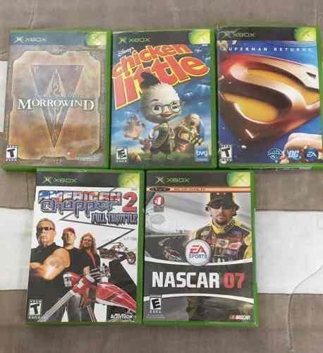 Juegos Para Xbox Originales
