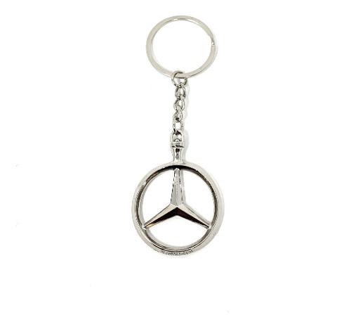 Llavero 3 D Mercedes Benz, A, B, C, Cla, Gla, E, Glk, C180