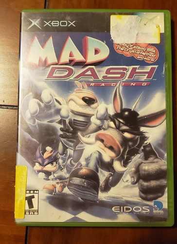 Mad Dash Racing Xbox Clasico