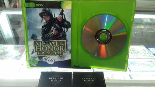 Medal Of Honor Frontline Xbox Clásico