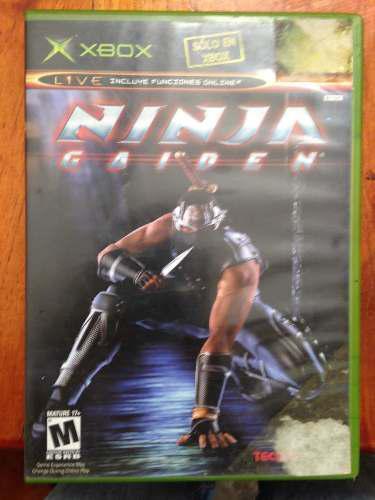 Ninja Gaiden Xbox Clásico