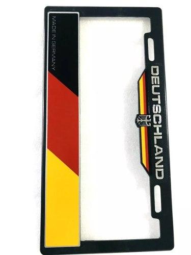 Par (2) Portaplaca Deutschland Vw Seat Audi